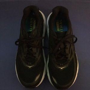 Hoka Shoes - Hoka Clifton Black 8.5